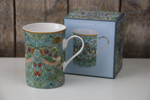 The Leonardo Collection - Tasse / Becher - William Morris - Strawberry Thief